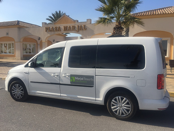 Taxi Airport Marjal Costa Blanca